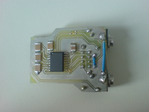 top view with modifications