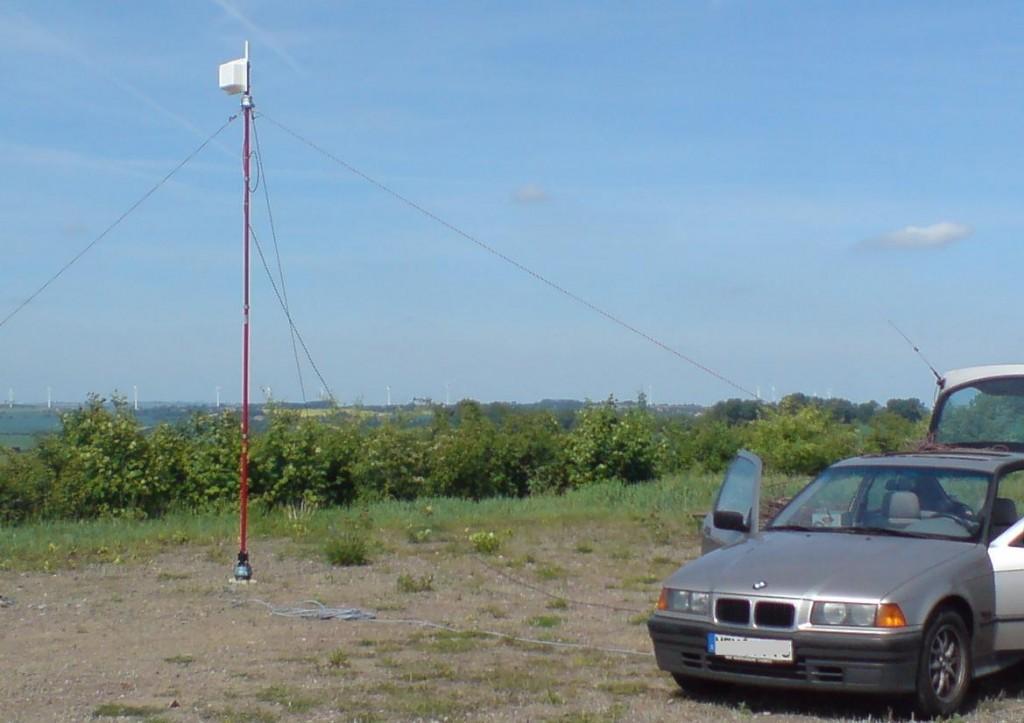 23cm 2009, double-quad