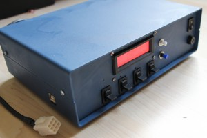 Rotor Control unit DL1DBR