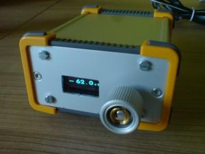 sv1afn step attenuator - front