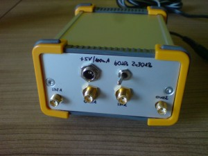 sv1afn step attenuator - rear