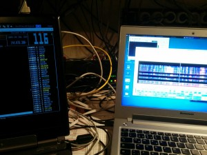 Log and SDR PC in JO60TR
