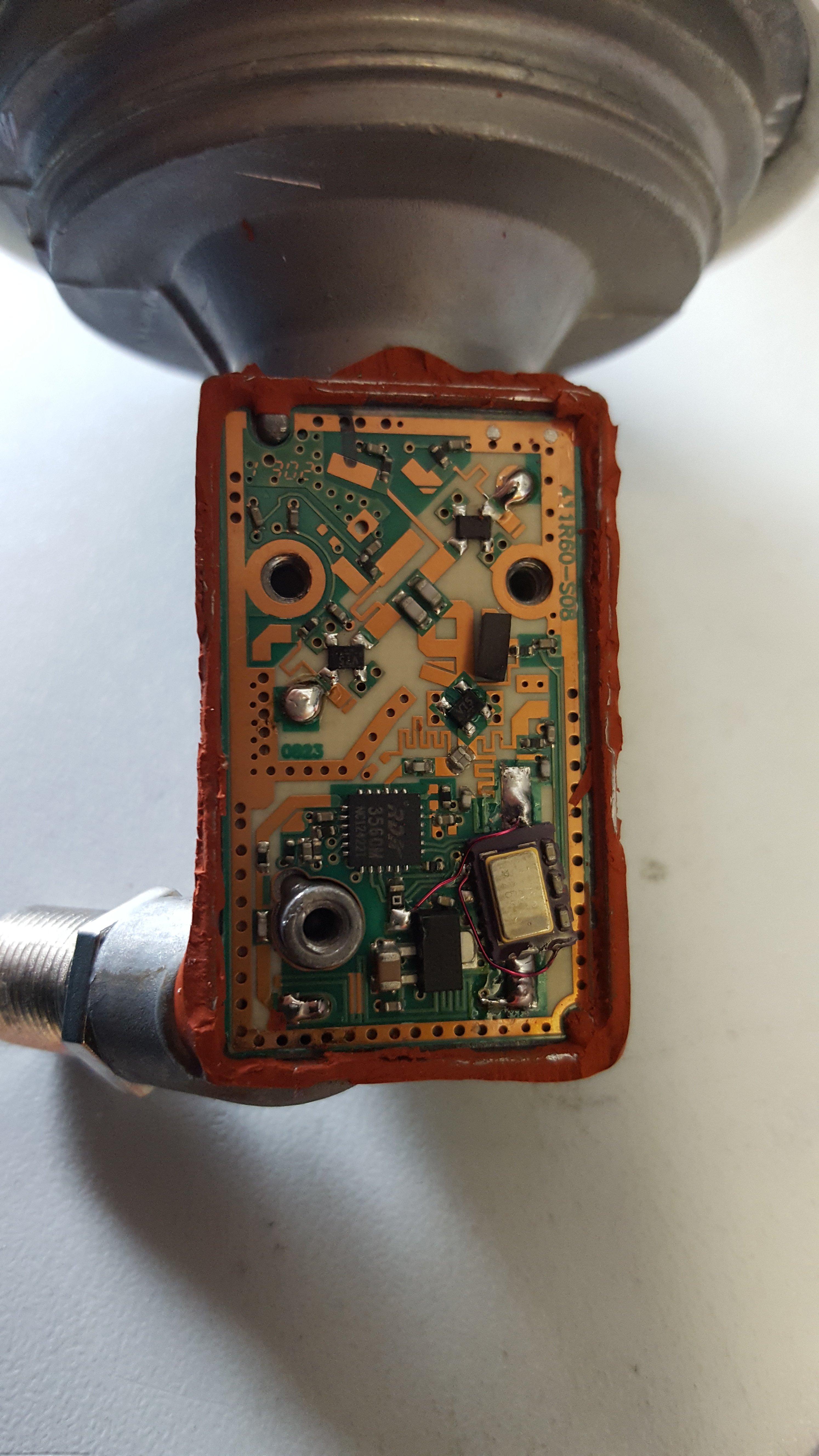 Electronics   Rauschfunk